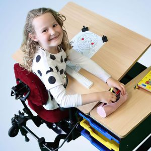 adaptive seating, lift chair, lift chair for school, school adaptive seating