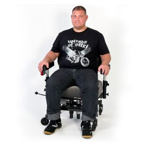 adaptive chair, lift chair, ergonomic chair, real big and sturdy, vela, enable me